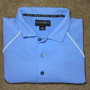 FootJoy Golf Polo light Blue Size L